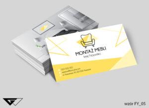 wizytówka_montaż_mebli_sofa_klasyczna_prosta_elegancka_gotowe_wzory_indywidualne_projekty_Myślenice